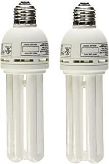 Zoo Med (2 Pack) 24975 Avian Sun 5.0 Uvb Compact Fluorescent Lamp, 26W