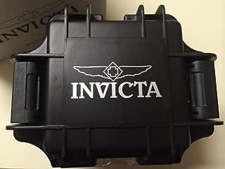 Invicta 1 One Slot Collector's Dive Case/watch Box-rare Black Color! Brand New!