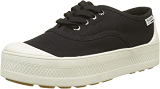 Palladium Womens Sub Low CVS Canvas Trainers