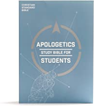 CSB Apologetics Study Bible for Students, Trade Paper