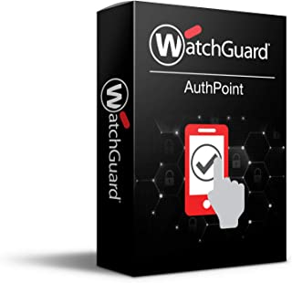 WatchGuard AuthPoint 3 Years 50 - Users Bundle Multi-Factor Authentication Mobile App License