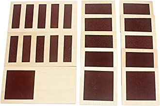 montessori rough and smooth boards