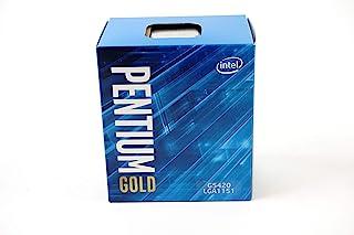 Intel Pentium Gold G5420 - Procesador de sobremesa (2 núcleos, 3,8 GHz, LGA1151 300 Series, 54 W)