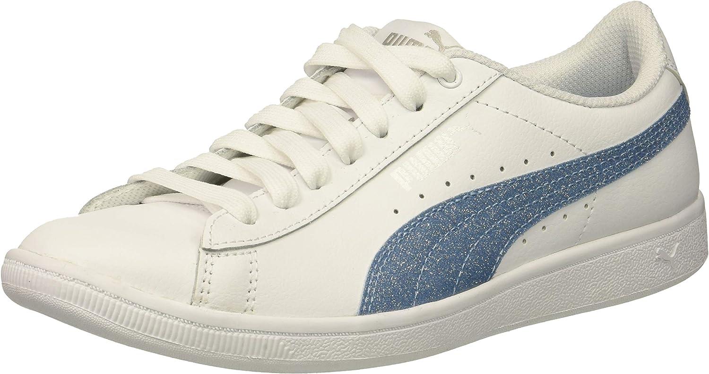 PUMA unisex-kids 4 years warranty Vikky Glitz Fs Finally resale start Sneaker Jr