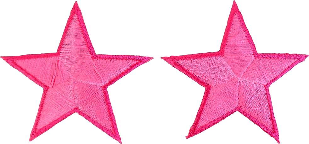 Pink Star - 1 3/4