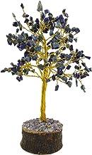 Harmonize Lapis Lazuli Tree Spiritual Feng Shui Reiki Healing Stone Table Decor