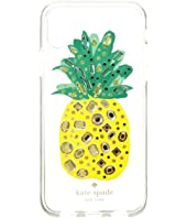 Kate Spade New York - Jeweled Pineapple Phone Case for iPhone® X