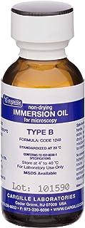 AmScope ML-B-1-A Microscope Immersion Oil, 1 Oz, 30mL