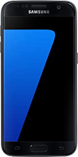 Samsung Galaxy S7 G930A 32GB Black Onyx - Unlocked GSM (Renewed)