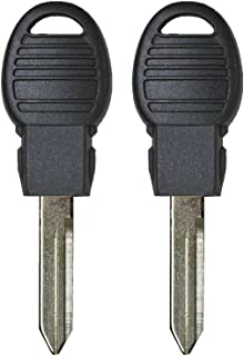 chrysler transponder key replacement