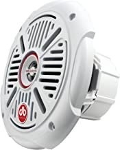 db Drive APS 8.0W Amphibious Marine Coaxial Speakers 350W, Set of 1 (White)