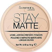 Rimmel London Stay Matte Pressed Powder, Mineral Formula for