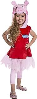 Peppa Pig Ballerina Costume - 3T/4T