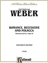 Romance ، op. 74: جزء (مقاس صغير) (إصدار kalmus)