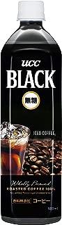 UCC ブラック無糖 コーヒー ボトルコーヒー 900ml×12本