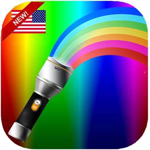 Color Flashlight Lamp