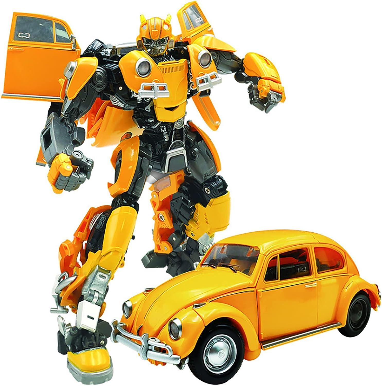 Transformers Bumblebee Juguetes transformables Coches Juguetes de los Autobots Figuras Inter cambiables ( Bumblebee )