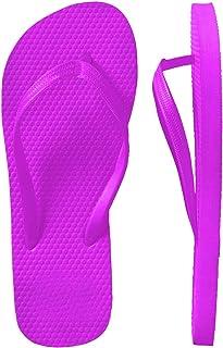 b114bc8d9 SLR Brands Women s Flip Flops Rubber Thong Flip Flop Shower Sandal for Women