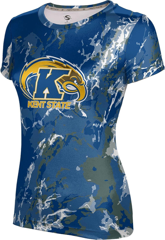 ProSphere Kent State University Girls' Performance T-Shirt (Marble)