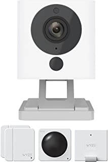 Wyze Cam V2 1080P Indoor Smart Home Camera with Wyze Sense Starter Kit