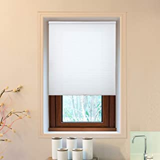 Cellular Honeycomb Blinds White Privacy Light Filtering 31