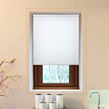 Cellular Honeycomb Blinds White Privacy Light Filtering 46