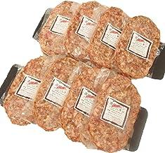 bonbori ( ぼんぼり ) 究極のひき肉で作る チキン100% ハンバーグ ( 200g×8個 /チキン100% ) 無添加 / 冷凍 / レトルト / ギフト