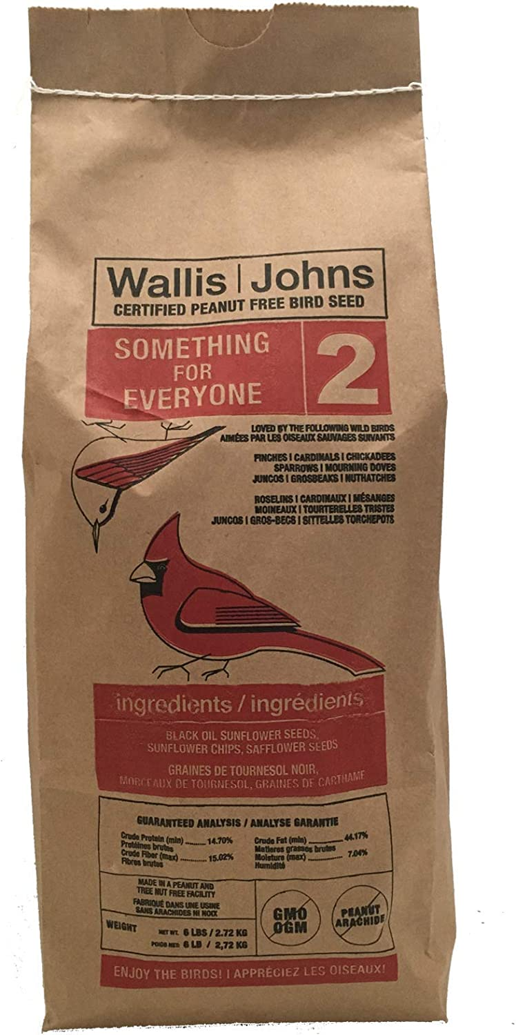 Certified SEAL limited product Peanut New product! New type Free Wild Bird Seed - Everyone 2 for Something
