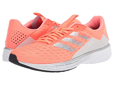 adidas Running SL20 (Signal Coral/Silver Metallic/Core Black) Women