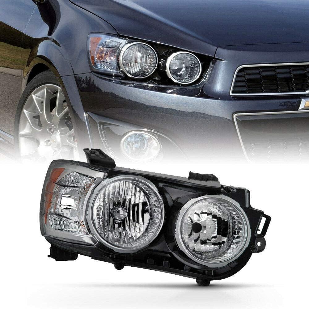 Herrdan forRh Passenger outlet Side Assembly Replacement Max 79% OFF Headlight Lamp