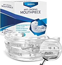 Reejoys Adjustable Bruxism Night Mouth Guard, Sleep Mouth Guard for Men and Women Not for Small Mouth