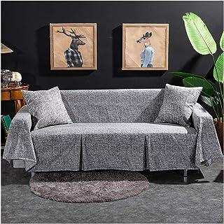 GELing Elástico 3 Cojín Sofá Cover Lavable Antideslizante Slipcovers para sillas y Sofás 1 Pieza,5,Tres Plazas