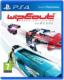 WIPEOUT OMEGA COLLECTION PlayStation 4 by SIEE