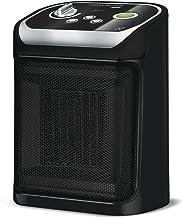 Rowenta Mini Excel Eco Safe SO9266 - Calefactor cerámico de rápido calentamiento con potencia regulable de 1.000 W o 2.000 W, termostato, función Eco, función silence solo 50 dBA