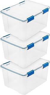 IRIS 44 Quart WEATHERTIGHT Multi-Purpose Storage Box