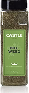 Castle Foods Dill Weed Seasoning, 5 Ounce