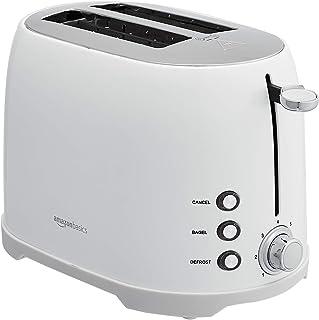 AmazonBasics 2-Slot Toaster, White