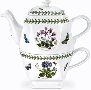 Portmeirion Botanic Garden Square Tea for One
