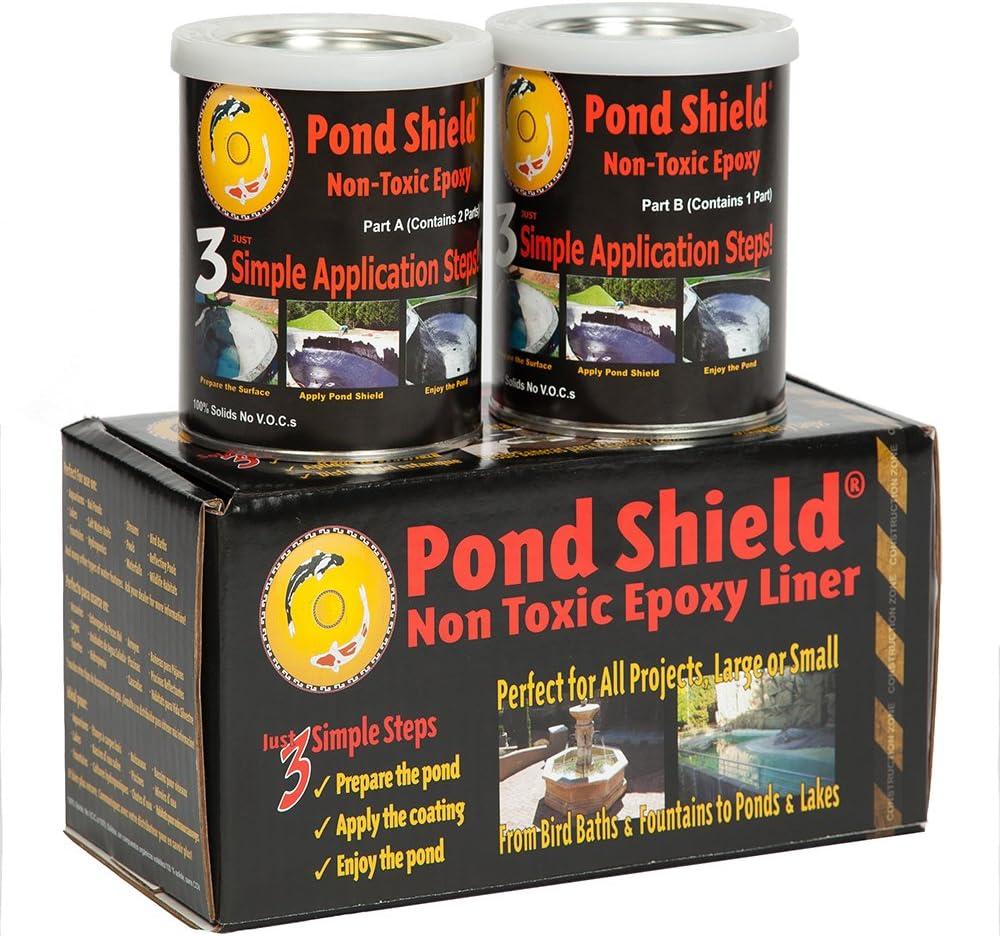 Pond Armor Non-Toxic Pond Shield Epoxy Paint