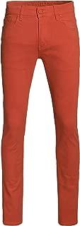 Best orange skinny jeans mens Reviews