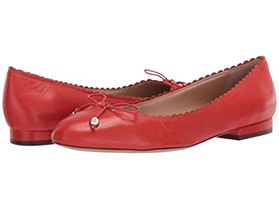 LAUREN Ralph Lauren Glennie (Sport Red) Women