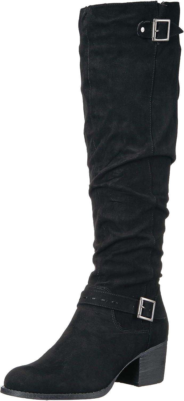 Madden girl Womens Flaash Knee High Boot
