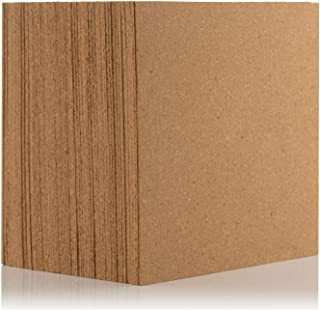 16 X Natural Cork Tiles (Self Adhesive) FOR Floor/Wall/DIY 300x300mm (4mm Thick)