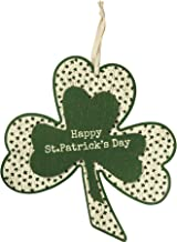Primitives by Kathy Happy St. Patrick's Day Hanging Wall Art Décor