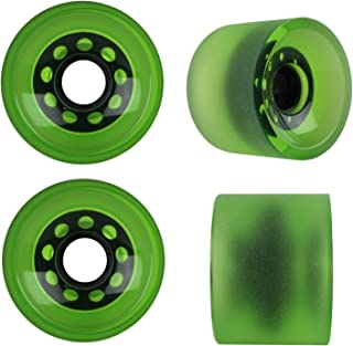 KSS Sliding 82A Stone Ground Longboard Wheels (Set of 4)