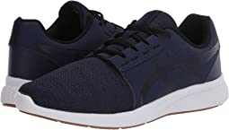 PUMA shoes timeless men's running sneakers sport shoes flyer runner black
