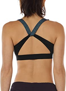 97570ec63c1b1 icyzone Workout Sports Bras for Women - Women s Running Yoga Bra