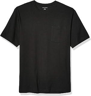 Men's Short-Sleeve Heavyweight Workwear Pocket T-Shirt