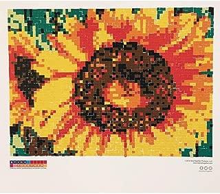 Sunflower Collaborative Sticker Mosaic