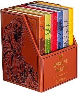 Tolkien Boxed Set (Word Cloud Classics)